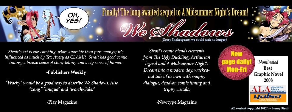 We Shadows Reviews